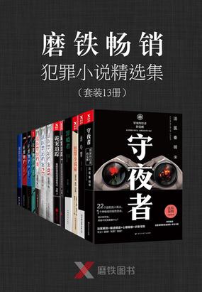 磨铁畅销犯罪小说精选集(套装13册)