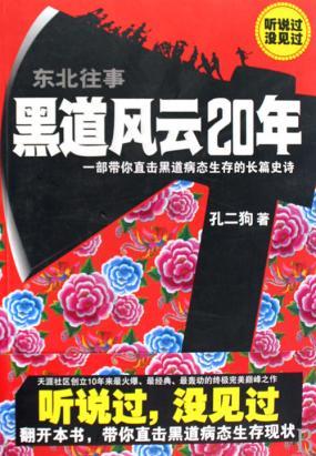 《东北往事之黑道风云20年》txt全文阅读